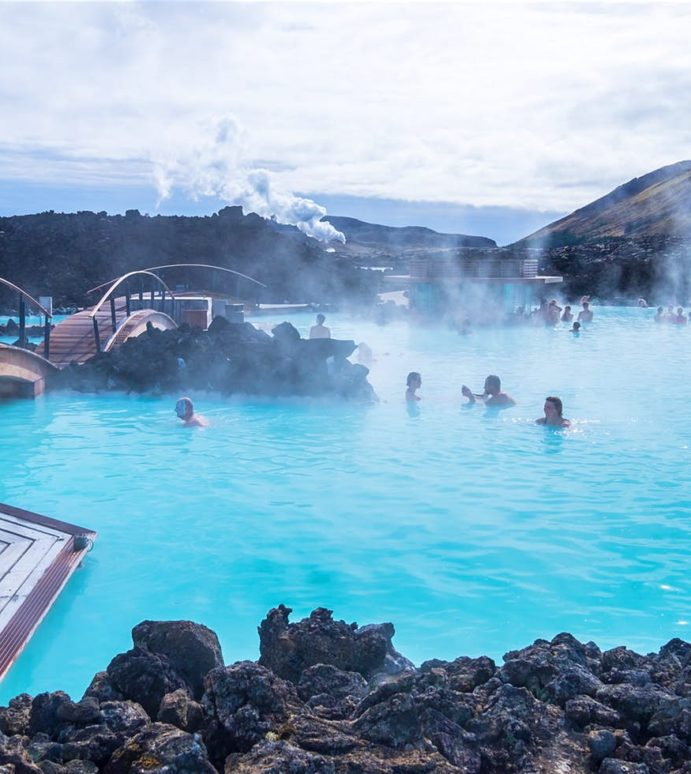 The power of Iceland's nature